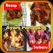 Resep Ayam Panggang Pilihan