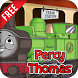 Amazing Percy Thomas Friends Racing Train by Unch Digital