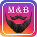 Mustache & Beard Stylish Editor by Alialdev