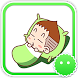 Stickey Fruit Durian Baby by Awesapp Limited