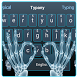 X-Ray Keyboard Theme by Input theme