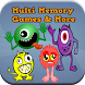 Multi Memory Games by June Hollister
