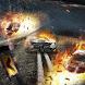 Death Racing Shooter Car Chase by Simulator Saga Games