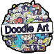 Doodle Art Wallpaper and Tutorial Offline by The Best App Inc