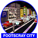 Footscray City map for MCPE creation city by Zugames37