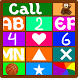 Phone for children HD: 4 in 1 by POTRYAS - educational games for toddlers and kids