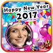 Happy New Year Frames 2017 by Aim Entertainments