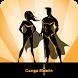 Free Comics Superhero by cangamobile