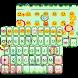Happy Day Emoji Keyboard Theme by Colorful Art
