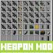 Weapon mod for minecraft by Nutlaakum Nolaakumet