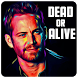 Dead Or Alive Quiz Game