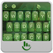 Ghost In Forest Keyboard Theme by Sexy Free Emoji Keyboard Theme