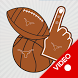 Texas Longhorns Animated Selfie Stickers by 2Thumbz, Inc