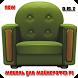 Мебель для Майнкрафт PE by alla_master