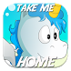 Helping Baby Unicorn Home Game by sihotang app