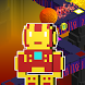 Iron Guy Hopper by TeqBizz