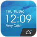 Z Style Weather Widget by Weather Widget Theme Dev Team
