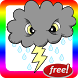 Thunder & Lightning Sounds Fx by Pranks Jokes Sounds Apps