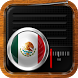 Radio México - Radio FM Mexico, Estaciones en Vivo by AppDroide - Radio FM, Radio Online, Music and News