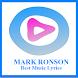Mark Ronson Best Song Lyrics by Doug Grunlo