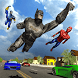 Flying Superheroes Racing Battle by MadCap Games