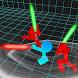 Stickman Neon Warriors: Sword Fighting by Neon Warriors Games