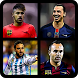 Footballers Photo Quiz by Quizzo