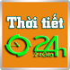 Tin thời tiết 24h by Sunday VN