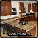 Granite Countertops by Julia Corwin