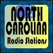North Carolina Radio Stations by Tom Wilson Dev
