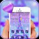 Classy Paris Hug Eiffel Theme by Android Theme Studio