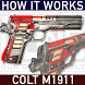 How it Works: Colt M1911 pistol by Noble Empire