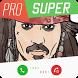 Fake Call Johnny Depp by Wantarman