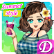 dress up girls-summer style by Chobo Android Developer