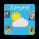 Szeged - időjárás by Dan Cristinel Alboteanu