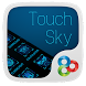Touch Sky GO Launcher Theme by Freedom Design