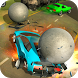 Chained Cars Rolling Ball Crash by 3Dee Space
