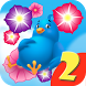 Blossom Crush Match3 Puzzle by Magic Color Mania