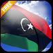 3D Libya Flag Live Wallpaper by App4Joy