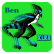Ben XLR8 1 by Rajo Man