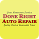 Done Right Auto Repair by MobileSoft Technology, Inc.
