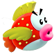 Flappy Red Fish by Numbers 4 Fun
