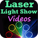 Laser Light Show VIDEOs by Jignesh Shastri