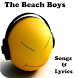 The Beach Boys Songs&Lyrics by andoappsLTD