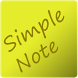 Simple Note by Stud