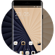 Dark Gold Luxury Theme for Karbonn A1 Android