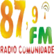 Rádio Comunidade FM 87,9 Mhz by Binarytec