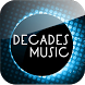 Decades Music by app to you