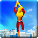 Flying Spider Hero: Rope Superhero Rescue Mission by Appitix