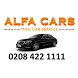 Alfa Cars Minicab London by Cordic Android